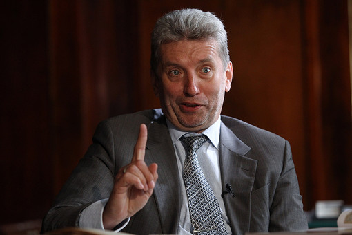 Директор РГБ А. Вислый (фото РИА Новости)