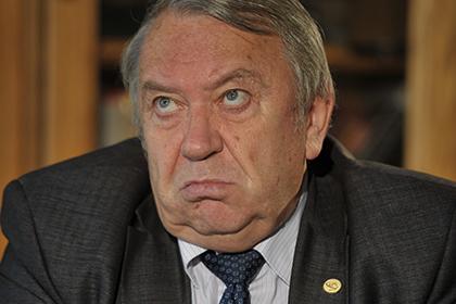 Владимир Фортов. Фото: Д. Лекай / Коммерсантъ