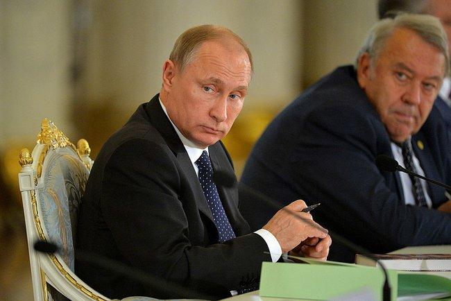 Putin-Ermitage