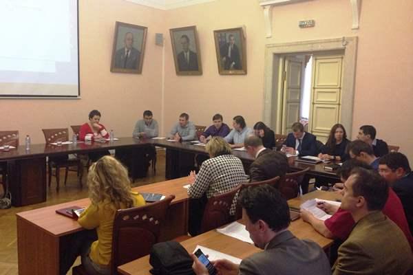 ФАНО России и молодые ученые приступили к обсуждению программы формирования кадрового резерва научных организаций